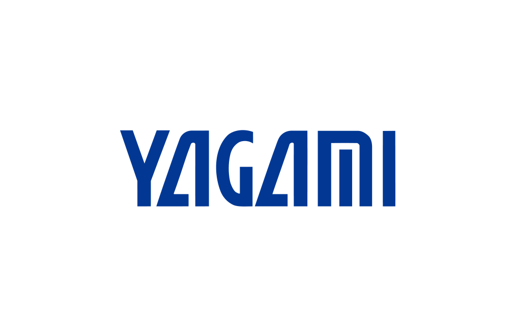 八神製作所のロゴ