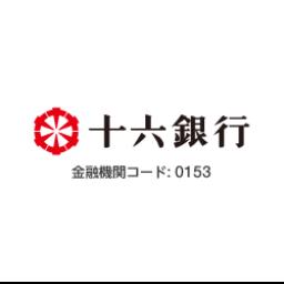 株式会社十六銀行のロゴ