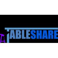 テーブルシェア