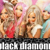 強め黒肌ギャルユニット「black diamond」